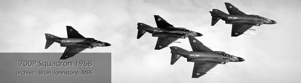 700P Squadron 1968.